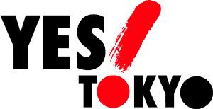 Yes Tokyo logo